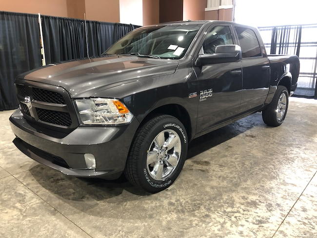 New 2019 Ram 1500 Classic Express For Sale in Red Deer, AB | Near Lacombe,  Rimbey, Olds & Sylvan Lake, AB | VIN:3C6RR7KT1KG627504