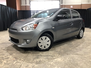 Used 2015 Mitsubishi Mirage ML32A3HJ3FH052076 ES Car for Sale in Red Deer
