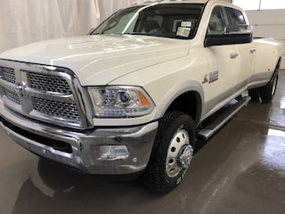 New 2018 Ram 3500 Laramie Crew Cab Pickup - Long Bed WD18234 in Red Deer, AB