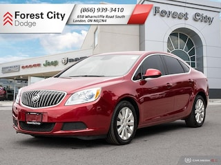 2017 Buick Verano | Convenience | Cruise | WiFi Hotspot | Bluetooth Sedan