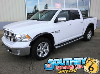 Used 2017 Ram 1500 Big Horn 4x4 - RamBox Storage Truck 1C6RR7LT2HS701383 in Southey, SK