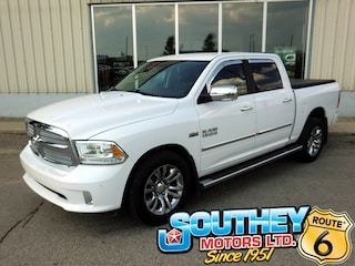 Used 2014 Ram 1500 Limited 4x4 - Fully Loaded Truck 1C6RR7PT0ES252369 in Southey, SK