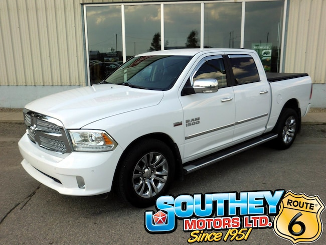 Used 2014 Ram 1500 Limited 4x4 - Fully Loaded Truck 1C6RR7PT0ES252369 for sale near Regina