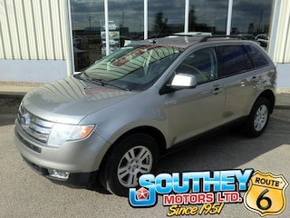 Bargain Used 2008 Ford Edge SEL AWD - Heated Seats SUV 2FMDK48C28BS68582 for Sale in Southey, SK