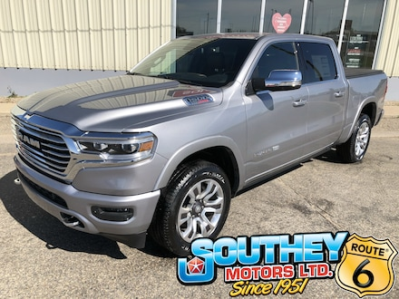 New 2020 Ram 1500 Longhorn Truck Crew Cab for sale in Southey, SK