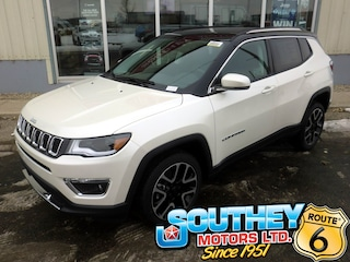 New 2020 Jeep Compass Limited SUV 3C4NJDCB5LT132959 in Southey, SK