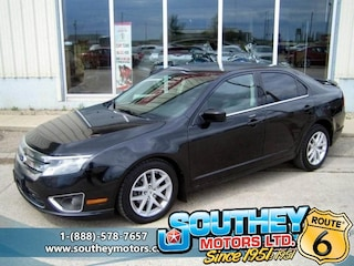 Bargain Used 2010 Ford Fusion SEL AWD - Fully Loaded Berline 3FAHP0CG4AR379910 for Sale in Southey, SK