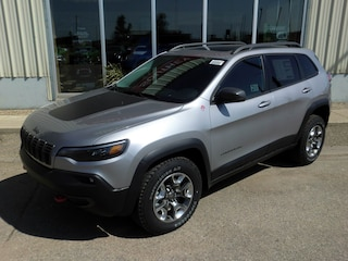 New 2019 Jeep New Cherokee Trailhawk Elite SUV in Southey, SK