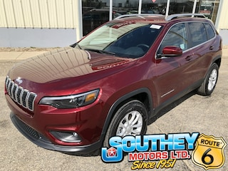 New 2020 Jeep Cherokee North SUV 1C4PJMCX7LD639405 in Southey, SK