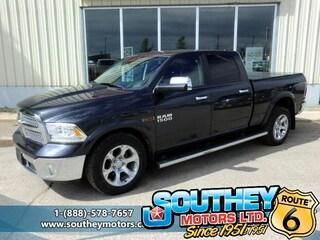 2014 Ram 1500 Laramie 4x4 - Eco-Diesel Truck 1C6RR7VM4ES312956