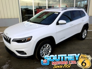 New 2020 Jeep Cherokee North SUV 1C4PJMCX9LD570300 in Southey, SK