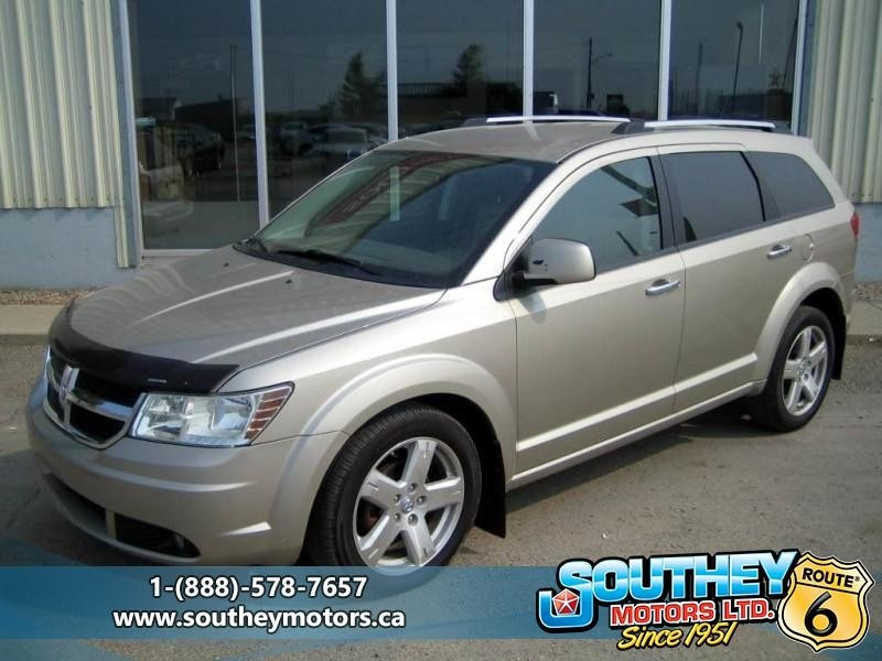2009 Dodge Journey R/T AWD - Fully Loaded SUV