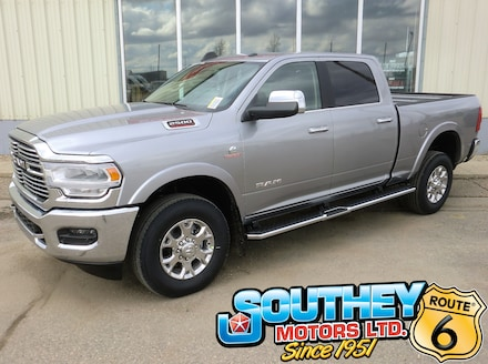 New 2020 Ram 2500 Laramie Truck Crew Cab for sale in Southey, SK