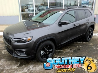 New 2020 Jeep Cherokee Altitude SUV 1C4PJMCX4LD532117 in Southey, SK