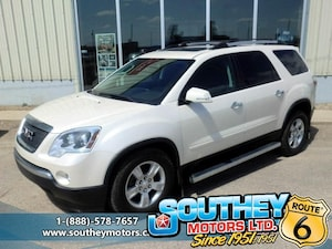 2011 GMC Acadia SLE AWD - Heated Seats