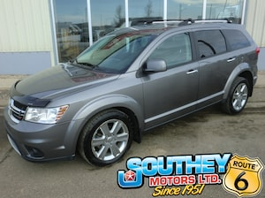 2012 Dodge Journey R/T AWD - Fully Loaded