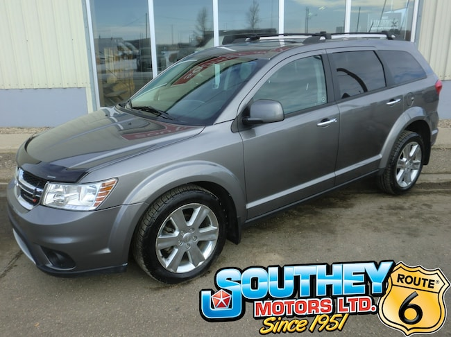 Used 2012 Dodge Journey R/T AWD - Fully Loaded SUV 3C4PDDFG0CT188640 for sale near Regina