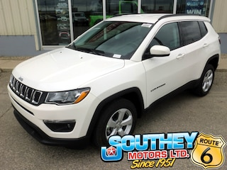 New 2019 Jeep Compass North SUV 3C4NJDBB8KT811592 in Southey, SK