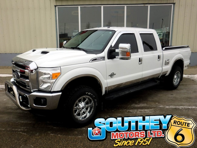 Used 2012 Ford F-250 XLT Super Duty 4x4 - Back-Up Camera Truck 1FT7W2BT6CED11147 for sale near Regina