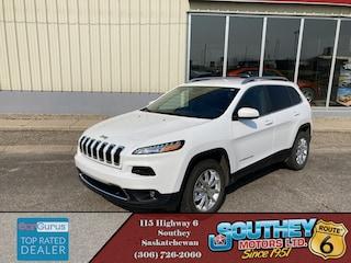 2017 Jeep Cherokee Limited SUV 1C4PJMDS3HW525769