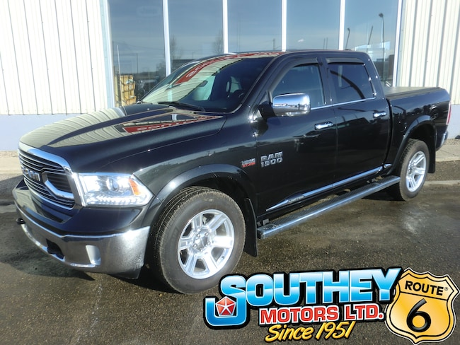 Used 2016 Ram 1500 Limited 4x4 - Fully Loaded Truck 1C6RR7PT3GS326063 for sale near Regina