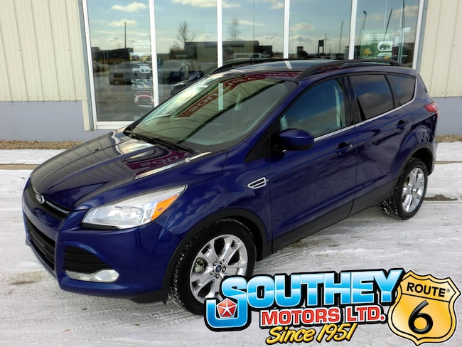 Used 2014 Ford Escape SE 4x4 - Fully Loaded SUV 1FMCU9G99EUB35130 for sale near Regina