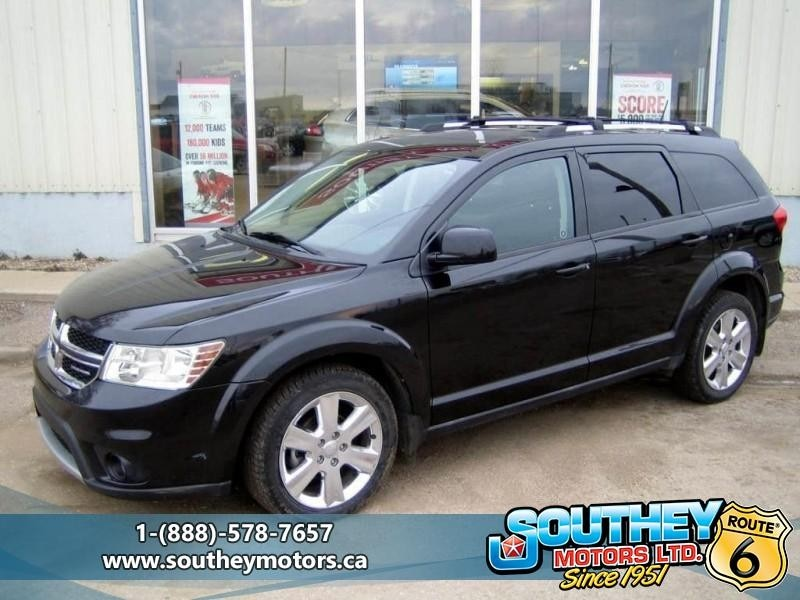 2012 Dodge Journey Crew - Low Mileage SUV