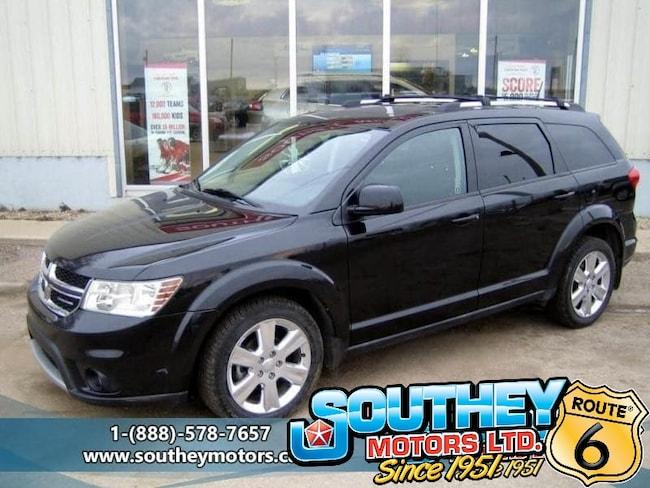 Used 2012 Dodge Journey Crew - Low Mileage SUV 3C4PDCCG6CT184431 for sale near Regina