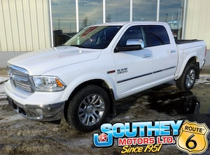 2015 Ram 1500 Limited 4x4 - Eco-Diesel - Only 51,000 km's