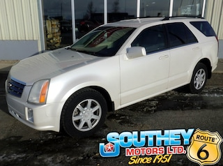 Bargain Used 2004 CADILLAC SRX - Fully Loaded SUV 1GYEE637840148612 for Sale in Southey, SK