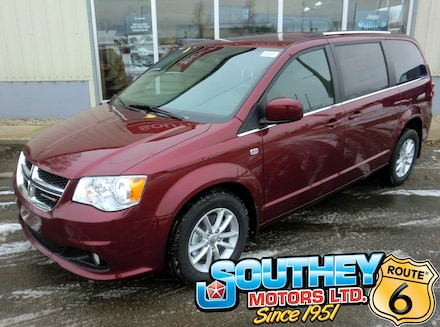 New 2019 Dodge Grand Caravan 35th Anniversary Edition Van for sale in Southey, SK