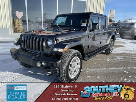 New 2021 Jeep Gladiator 80th Anniversary Edition 4x4 Crew Cab for sale in Southey, SK