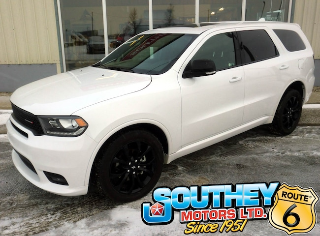 Used 2019 Dodge Durango GT AWD - Only 26,000 km's! SUV 1C4RDJDG9KC705549 for sale near Regina