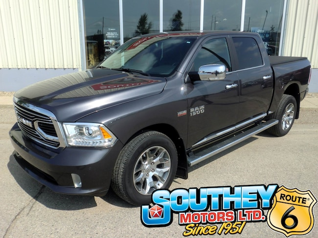 Used 2017 Ram 1500 Limited 4x4 - Only 61,000 km's Truck 1C6RR7PT2HS739125 for sale near Regina