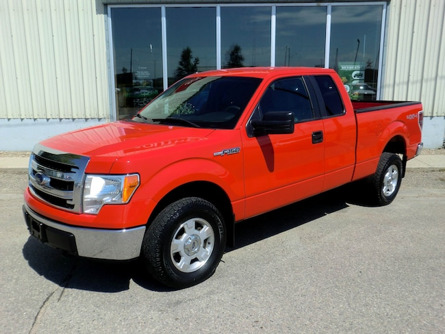Used 2013 Ford F-150 XLT 4x4 - All Equipped Truck for sale near Regina