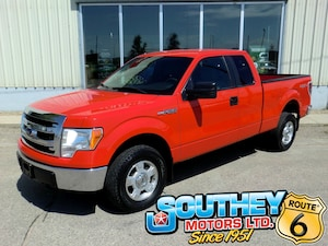 2013 Ford F-150 XLT 4x4 - All Equipped