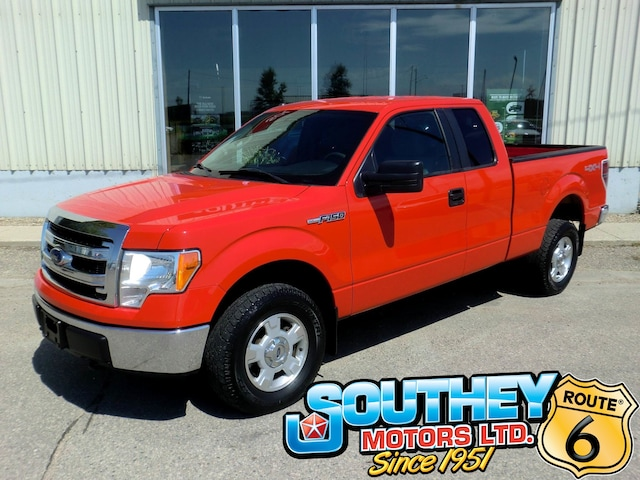 Used Ford 4x4 Trucks For Sale >> 2013 Used Ford F 150 Xlt 4x4 All Equipped For Sale In Southey Sk Used Car Dealer Near Moose Jaw Regina 13644