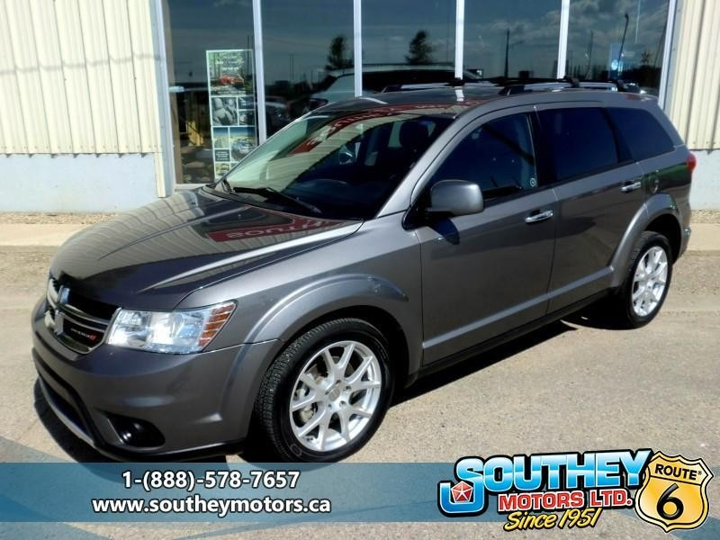 2013 Dodge Journey R/T AWD - Fully Loaded SUV