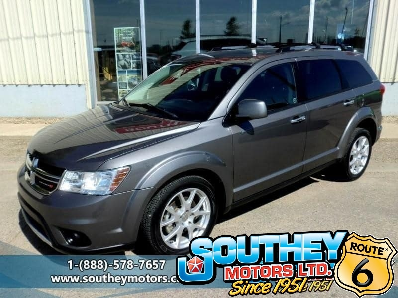 2013 Dodge Journey R/T AWD - Fully Loaded SUV 3C4PDDFG9DT518793