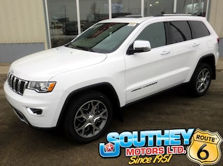 New 2020 Jeep Grand Cherokee Limited SUV 1C4RJFBG5LC189216 in Southey, SK