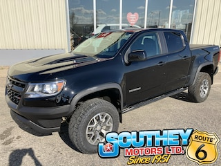 Used 2019 Chevrolet Colorado ZR2 - 1 Owner Fully Loaded Truck Crew Cab 1gcgteen2k1141365 in Southey, SK