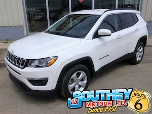 2018 Jeep Compass North 4x4 - All Equipped