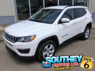 Used 2018 Jeep Compass North 4x4 - All Equipped SUV 3C4NJDBB4JT223851 in Southey, SK