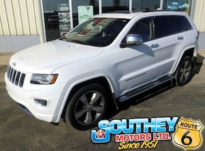 2014 Jeep Grand Cherokee Overland 4x4 - Fully Loaded