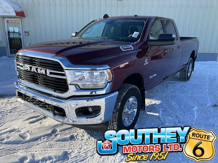 New 2020 Ram 2500 Big Horn Truck Crew Cab for sale in Southey, SK