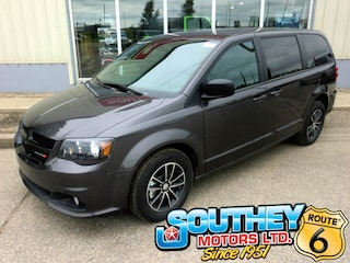 New 2019 Dodge Grand Caravan SXT Plus Van 2C4RDGBG7KR572464 in Southey, SK
