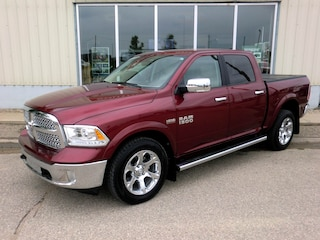 Used 2017 Ram 1500 Laramie 4x4 - Fully Loaded Truck 1C6RR7NT3HS699723 in Southey, SK