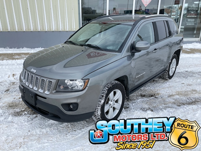 Used 2014 Jeep Compass Sport/North SUV 1C4NJDAB0ED565567 for sale near Regina