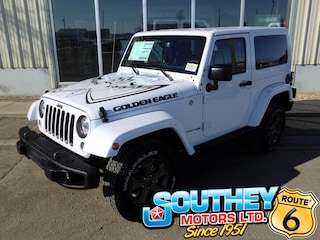 New 2018 Jeep Wrangler JK Sport 4x4 - Golden Eagle Edition SUV 1C4AJWAG1JL886149 in Southey, SK