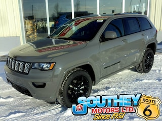 New 2020 Jeep Grand Cherokee Altitude SUV 1C4RJFAG0LC257651 in Southey, SK